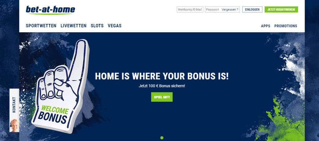 bet-at-home Test und Erfahrungen 1